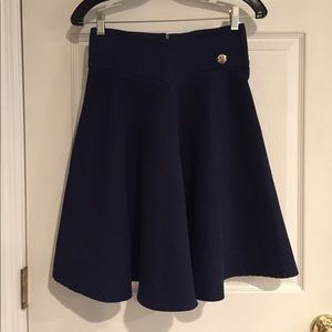 Quality cotton skirt with lining.